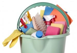 כוויות אלרגיה ויבש - נזקי חומרי הניקוי
